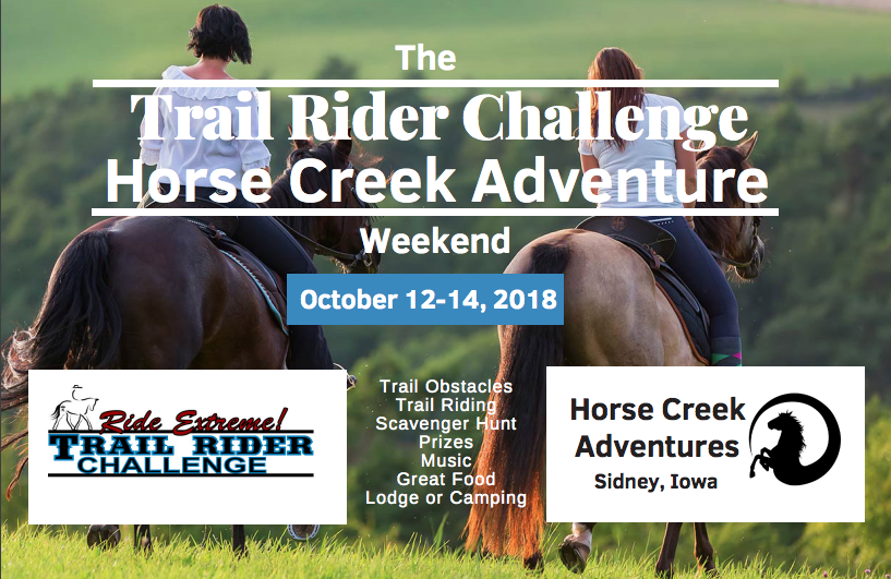 Trail Rider Challenge Event Sidney, Iowa